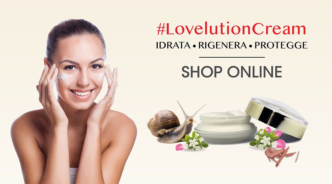 #Lovelutioncream ad un prezzo speciale